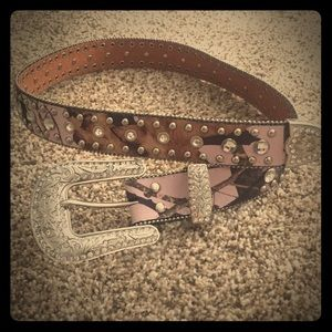 Blazin roxx women's belt